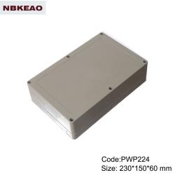 outdoor waterproof enclosure weatherproof enclosure abs box plastic enclosure electronics PWP224 box