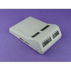 Plastic casing desk-top terminal box desktop enclosures console enclosure PDT425 with 230*165*75mm