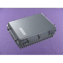 custom aluminum electronics enclosure aluminium enclosure ip67  aluminum enclosure AOA120 wire box