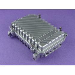 heavy duty aluminium top box ealed Aluminium Cabinet custom enclosure AWP350 with size 210X130X60mm