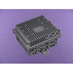 aluminum box for electronics aluminium enclosure junction box outdoor amplifier enclosure AOA510