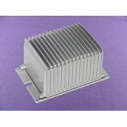 aluminium enclosure junction box aluminium enclorure electronic box IP67AOA035 wtih size 109x81x46mm