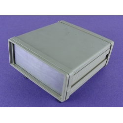 Plastic Cabinet surface mount junction box electronic plastic enclosures MIC126 with 205X200X85mm