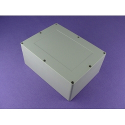 China NEMA rated waterproof & dustproof ABS Electonic Enclosure PWP324