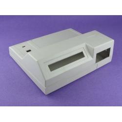 Desktop Enclosure instrument enclosure Plastic instrument case housing PDT505 with size310*255*105mm