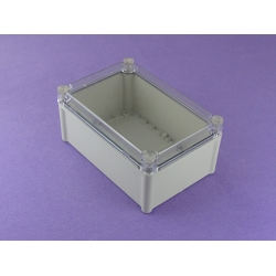 China quality waterproof plastic box Europe Waterproof Case junction box ip65 PWE412T  280*190*130mm