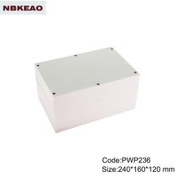 ip65 waterproof enclosure plastic outdoor waterproof enclosure electric junction box  PWP236wire box