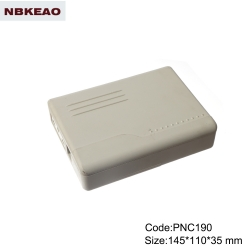 abs enclosures for router manufacture like takachi Network Case Network Connect BoxPNC190 145*110*35