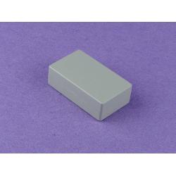 electronic plastic enclosures standard junction box sizes electrical enclosure box PEC034 73*43*23mm