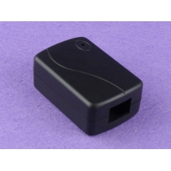 plastic electric junction box plastic electrical enclosure box abs box PEC202 with size 75*50*30mm
