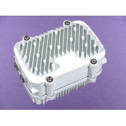 aluminum enclosure for electronics aluminum waterproof enclosure China outdoor amplifier box AOA125