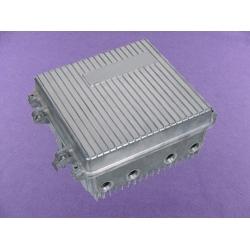 aluminum amplifier enclosure