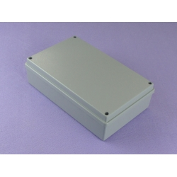 aluminum electronic enclosure aluminum enclosure box Sealed Aluminium Housing AWP065with252X157X72mm