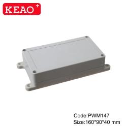 waterproof electronics enclosure ip65 plastic waterproof enclosure wall enclosure PWM147 160*90*40mm