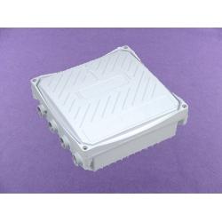 aluminum amplifier enclosure China outdoor amplifier enclosure aluminium boxAOA520with208X208X73.5mm