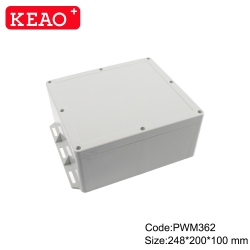 waterproof enclosure box for electronic junction box with terminals Wall Mount Enclosures PWM362