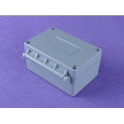 aluminum enclosure waterproof integrated terminal blocks Sealed Aluminium Enclosure AWP115 100X68X50