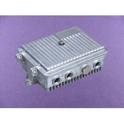 aluminum enclosure for electronics China outdoor amplifier enclosure AOA495 with size 181X125X57mm