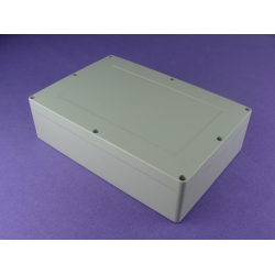China NEMA rated waterproof & dustproof ABS Electonic Enclosure PWP342 with size : 380X260X105mm