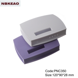 Network Communication Enclosure takachi electronics enclosure abs plasitc box PNC350  120*90*28mm