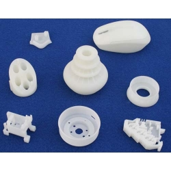 Stereolithography rapid prototyping