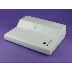 Desktop instrument case housing desktop enclosures console enclosure  PDT565 with size 310*250*96mm