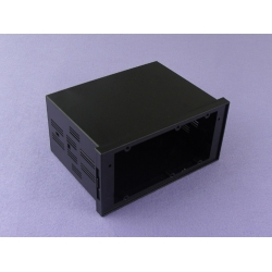 Digital Panel Meter Enclosure din rail enclosure pcb board holders for power supplyPDP011 160*80*118