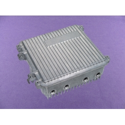 ip67 aluminum waterproof enclosure China outdoor amplifier enclosure AOA190 wtih size 205X195X68mm