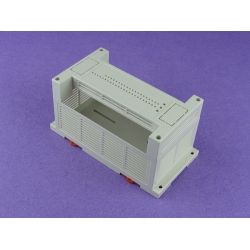 OEM Din Rail abs plastic box enclosure for electronic device made in China PIC070 with 175*90*90mm