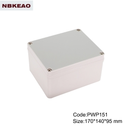 ip65 plastic waterproof enclosure electronic plastic enclosures custom plastic enclosure PWP151