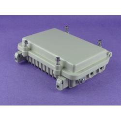 diecast aluminum enclosure ip67 aluminum waterproof enclosure electric box AWP435 with 210*130*60mm