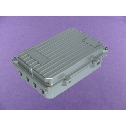waterproof aluminum enclosure heavy duty aluminium top box China outdoor amplifier enclosure AOA470