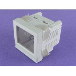 digital panel meter enclosure china instrument enclosure abs electronics enclosures PDP030  96X96X97