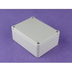 Europe Waterproof Enclosure plastic electronic enclosure junction box PWE010 with size 110X85X45mm