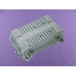 electrical junction box aluminium wall mount box China outdoor amplifier enclosure AOA425 257X147X95