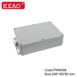 outdoor tv enclosure waterproof  wall mount enclosure electrical junction box PWM358 248*160*60mm