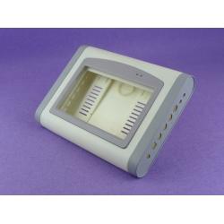 plastic desktop enclosure Custom ABS Plastic Electronic Enclosures Desktop Electronic box PDT190