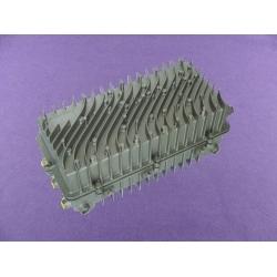 aluminum amplifier enclosure outdoor amplifier enclosure aluminium box AOA465 with 453X199.5X150mm