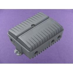 China outdoor amplifier enclosure aluminium box for pcb  diecast aluminum box AOA145 168X129X67mm