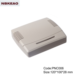 Network Communication Enclosure router plastic enclosure wire box PNC006 with size 120*100*28mm