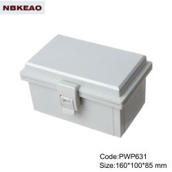 outdoor electronics enclosure unique waterproof enclosure electrical junction boxPWP631 160*100*85mm