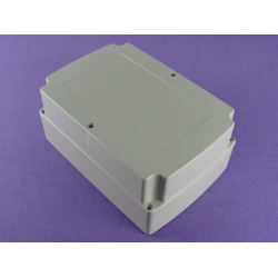 China Plastic Waterproof Enclosure Instrument Electronic Enclosures PWP242 with size 290x200x130mm