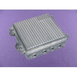 custom aluminum electronics enclosure aluminum enclosure box ip67 aluminium box AOA180 200X185X67mm