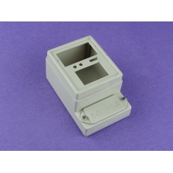 cable junction boxes plastic enclosure abs Electric Conjunction Housing PEC522 with size 150*82*65mm