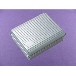 Sealed Aluminium Enclosures Aluminum Waterproof Enclosure in Electronic Instrument AOA040 256x200x86