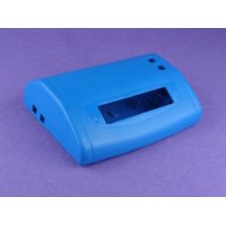 desk top enclosure plastic desktop enclosure Housing Case Connector Box PDT495 with size208*160*65mm