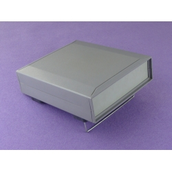 IP54 enclosure electronic Plastic Storage Cabinet China Plastic Cabinets PCC095with size240X207X68mm