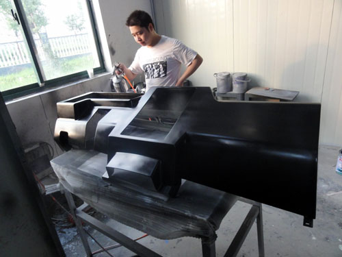 auto part prototypes