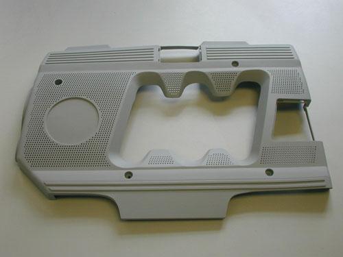 ABS rapid prototypes