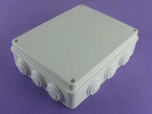 Electric Conjunction Housing plastic enclosure for electronics PWK151 with 255X200X80mm